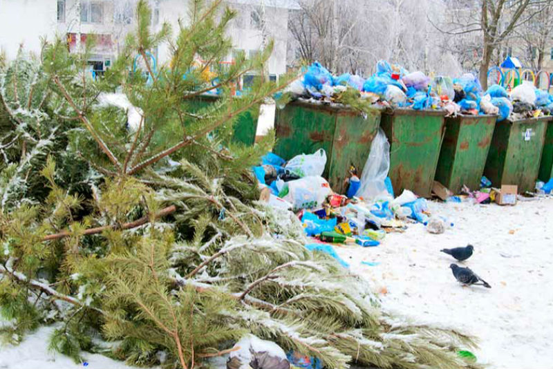 How retailers can keep on top of their waste this Christmas