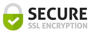 SSL secure website logo