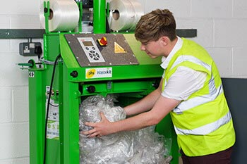 New baler brings benefits to Bisset